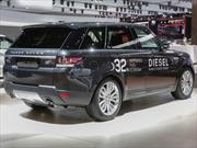 Range Rover Td6 y Range Rover Sport Td6 ofrecen el torque de un V8