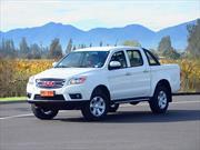 JAC estrena en Chile la camioneta T6