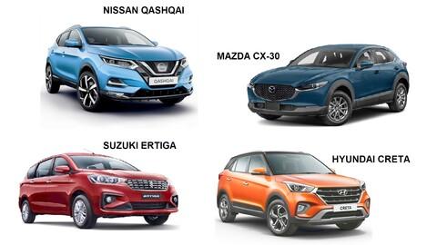 SUV entre 70 y 80 millones de pesos: ¿cuál tiene mejor costo de repuestos?