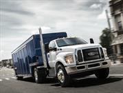 Ford F-650 y F-750 2017, camiones para el trabajo duro