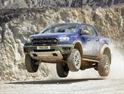 Ford lanza la Ranger Raptor en Europa