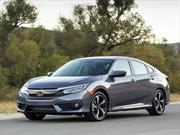 Honda Civic 2016 disponible en Estados Unidos con un precio inicial de $18,640 dólares