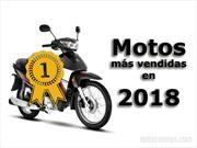 Las 10 motos más vendidas de Argentina en 2018