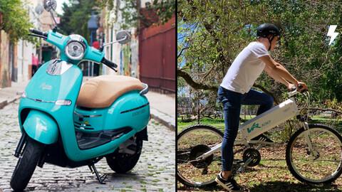 ¿Qué debo saber antes de comprarme una moto, bici o un scooter eléctrico?