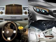Top 10: Los opcionales más absurdos que podés pedir en un auto