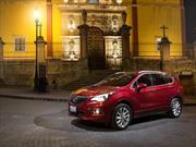 Buick Envision 2016 llega a México en $647,900 pesos