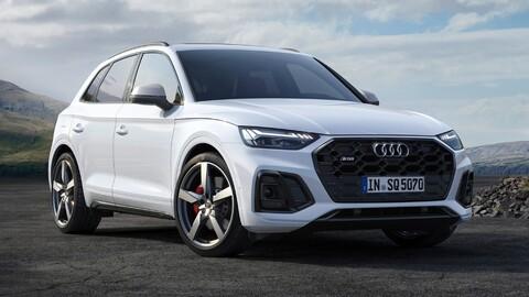 Audi SQ5 TDI: larga vida al diésel deportivo
