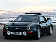 Un Ford RS200 fue subastado en 280 mil dolares