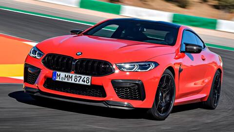 BMW M8 Coupé y Grand Coupé Competition 2021 llegan a México con todo el poderío alemán