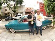 """¡Belleza!: Mirá el """"nuevo"""" auto del presidente de la AFA"""
