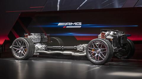 AMG E-Performance, características de sus futuros deportivos híbridos