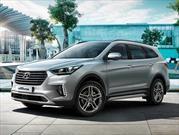 Hyundai Grand Santa Fe actualiza su gama en Argentina