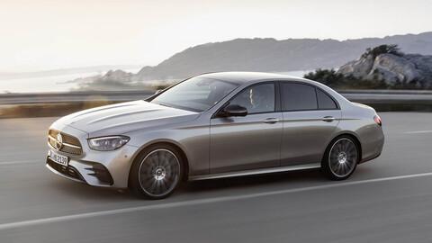 Mercedes-Benz Clase E 2021 en Chile: mejoras integrales para toda la gama