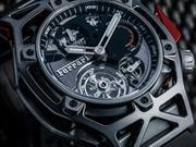 Techframe Ferrari 70 Years, un reloj exclusivo para coleccionistas