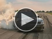 Video: Dodge Charger SRT Hellcat HPE1000, cruzando los límites