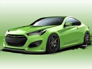 Hyundai Genesis Tjin Edition, un monstruo con más de 500 hp