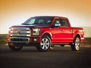 """Ford F-150, elegido """"vehículo oficial"""" del CES 2015"""
