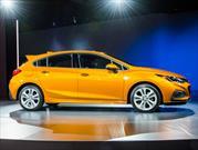 Chevrolet Cruze Hatchback 2017, otro deportivo americano