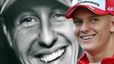 Hijo de Michael Schumacher asegura asiento para la temporada 2021 de la Fórmula 1