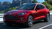 Aston Martin DBX es el nuevo SUV de James Bond
