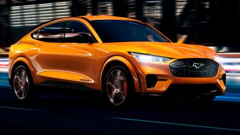 Quién vende más: ¿Mustang o Mustang SUV eléctrico?