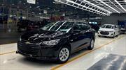 Todo lo que debes saber acerca del inicio de producción del Chevrolet Onix 2020