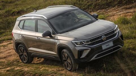 Volkswagen Taos 2021 ya inicia su venta en Chile