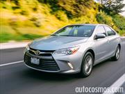 Toyota Camry 2015 a prueba