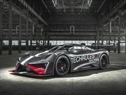Techrules Ren RS: otro super auto que aprovecha las luces de Ginebra