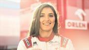 Tatiana Calderón seguirá con el Alfa Romeo Racing Orlen