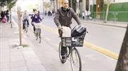 La bicicleta sobresale entre los medios de transporte porteños