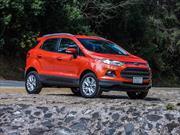 Ford lanza la EcoSport 4x4 en Argentina