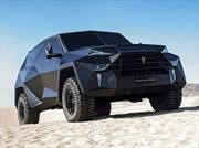 Karlmann King: extravagante SUV china
