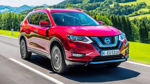 Nueva Nissan X-Trail Connect, suma más tecnología y conectividad