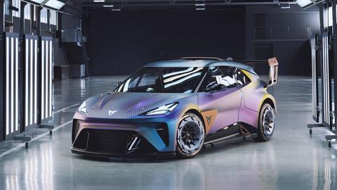 CUPRA UrbanRebel Concept, el anticipo eléctrico y deportivo de VW
