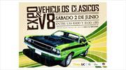 Expo Vehículos Clásicos & V8 Duoc UC Sede Maipú
