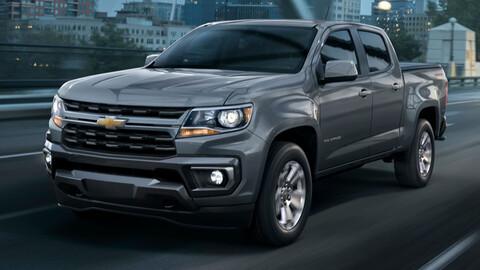Chevrolet Colorado 2021, ahora más que nunca es una mini Cheyenne
