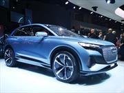 Audi Q4 E-Tron Concept, un nuevo SUV se suma a las filas de la marca