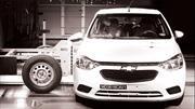 Latin NCAP: Chevrolet Sail 2020 asoma con tres estrellas