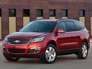Chevrolet  Traverse 2013 llega a México desde $540,000 pesos