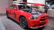 Dodge Charger Redline by Mopar debuta en el Salón de Detroit 2012.