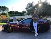 Cristiano Ronaldo adquiere un Ferrari F12tdf