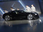 """Bugatti homenajea al Type 57 con el Veyron Legend """"Jean Bugatti"""""""