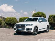 Audi Q7 2017: Prueba de manejo