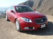 Buick Regal 2013 llega a México en $499,900 pesos
