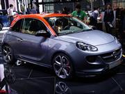 Opel ADAM S debuta en París