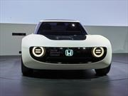 Honda Sports EV Concept: retro eléctrico con Inteligencia Artificial