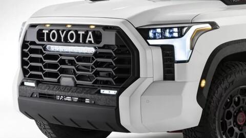 Así podría lucir la nueva Toyota Sequoia