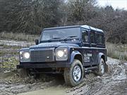 Land Rover Defender eléctrica, voltaje off-road