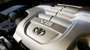 Toyota reemplazará sus motores V8